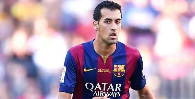 فريق برشلونة يجدد عقده مع بوسكيتش لـ5 مواسم