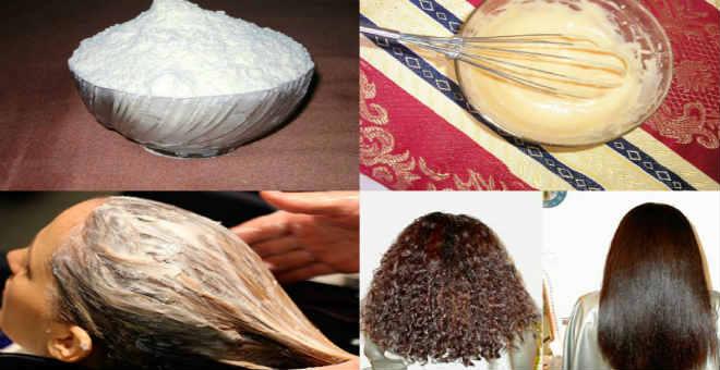 وصفات سحرية طبيعية تساعدك على فرد الشعر قبل حلول العيد