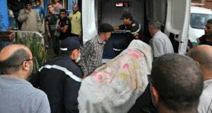 العثور على جثة رجل خمسيني متحللة بالبيضاء