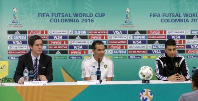 هشام الدكيك: مباراة أذريبجان هي مفتاح المونديال