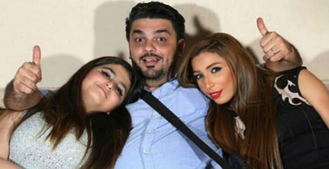 محمد الترك يهاجم والدته ويدافع عن زوجته دنيا بطمة