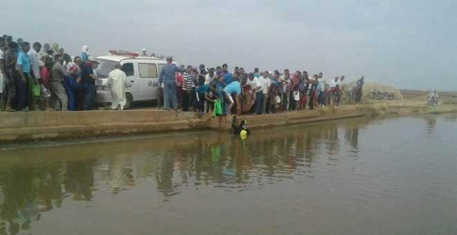 انتشال جثة طفل غريق بواد في الفقيه بن صالح وسط استياء السكان