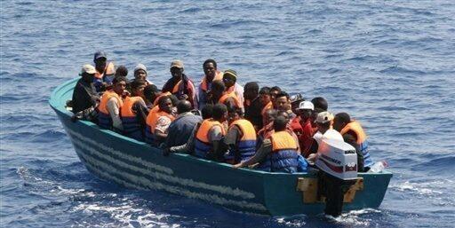 السلطات المغربية تنقذ مهاجرين من الموت ضمنهم رضيع