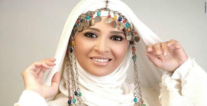الفنانة المصرية المعتزلة حنان ترك تعود الى الأضواء من جديد