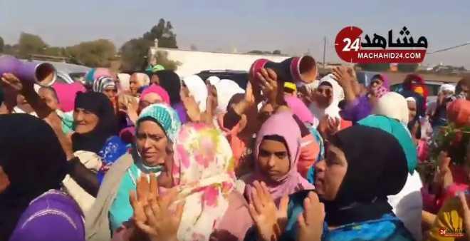 الفرحة تعم بيت نسرين بعد عثورها على رضيعتها بتدخل ملكي
