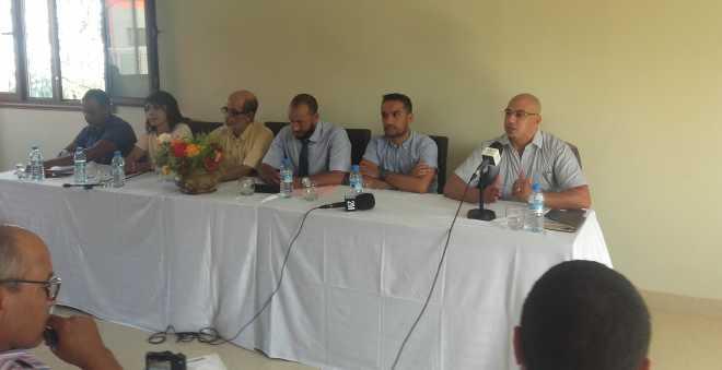 جامعة الكراطي توضح تفاصيل قضية خولة أوحماد