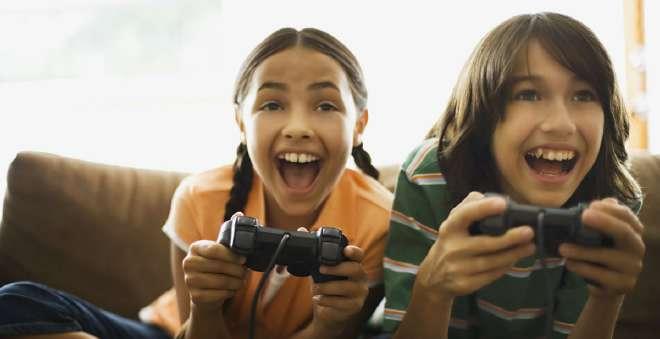 ألعاب الفيديو تحفز القدرات الإدراكية لدى الأطفال حسب آخر الدراسات