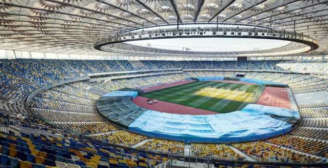 كييف تحتضن نهائي دوري أبطال أوروبا سنة 2018