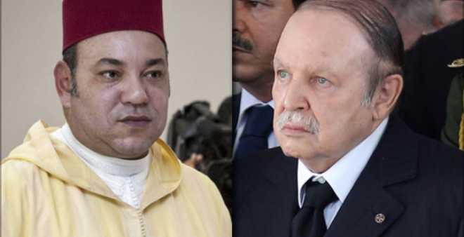 بوتفليقة للملك محمد السادس: نسعى لتنمية علاقات الإخاء والمودة التي تجمع بلدينا