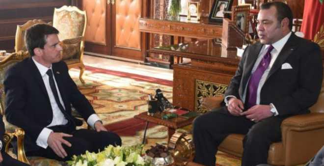 مانويل فالس: مواقف الملك محمد السادس رسائل هامة جدا للعالم الإسلامي