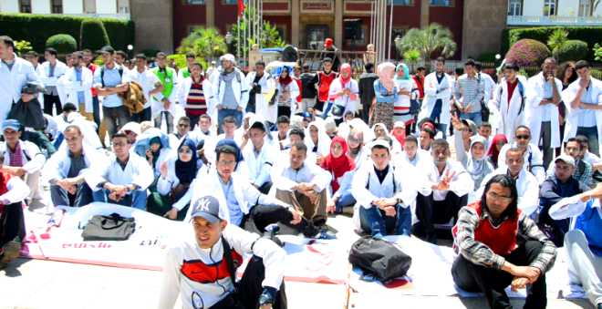 خريجو المدارس العليا للأساتذة يعتزمون خوض مسيرة احتجاجية