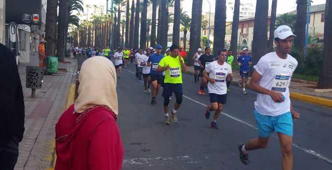 ماراتون الدار البيضاء يراهن على التعريف بمآثر  ومعالم المدينة