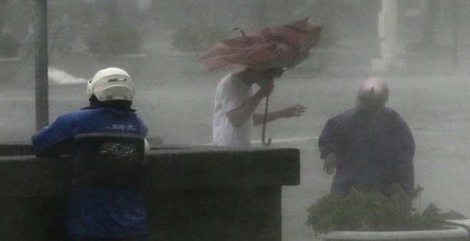 مقتل 16 شخصا واجلاء آلاف المواطنين في الصين جراء إعصار