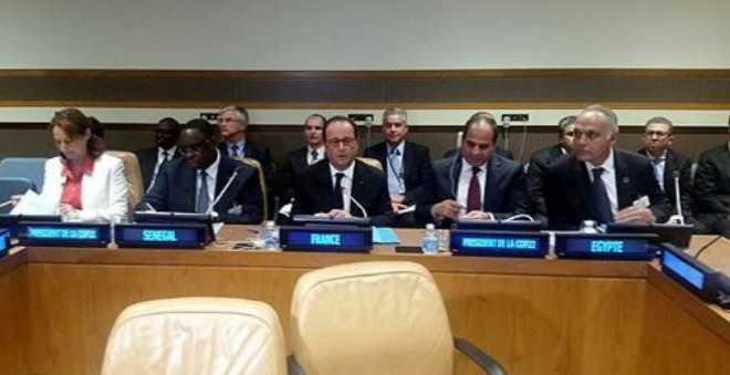 """مزوار: المغرب عازم على رفع """"رهان"""" تنظيم مؤتمر كوب 22"""