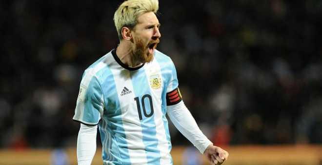 ميسي يقود الأرجنتين لصدارة تصفيات أمريكا اللاتينية