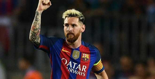 برشلونة يعلن تضامنه مع ميسي