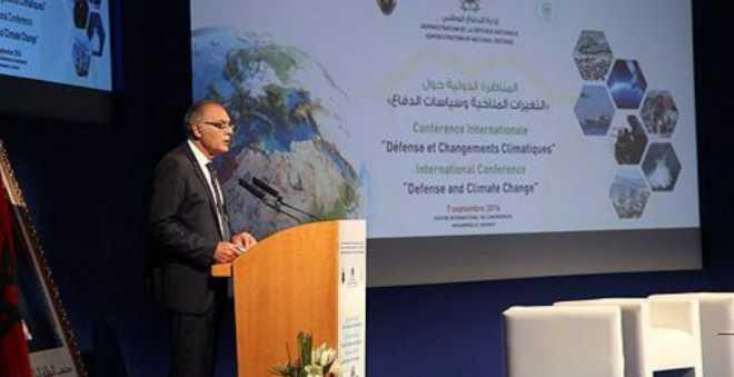 مزوار: الاضطرابات المناخية مصدر محتمل للتوترات والحروب بين الطوائف والدول