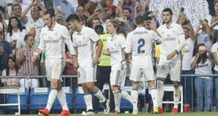 مهاجم ريال مدريد