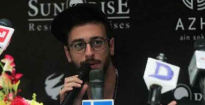 سعد لمجرد: خالد ظاهرة لن تتكرر وعمرو دياب نموذج لكل مطرب عربي