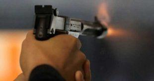 إطلاق النار