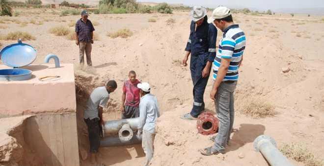 الماء الشروب.. أزمة مستمرة في زاكورة والسلطات الإقليمية تبحث عن الحلول