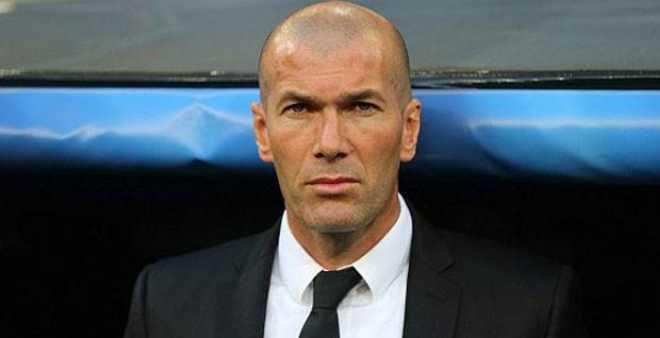 زيدان يختار هدف ريال مدريد هذا الموسم