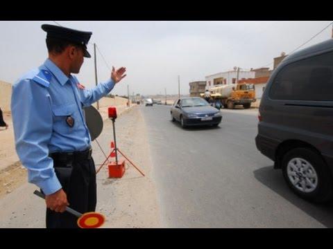 شرطي مرور تابع لولاية أمن الدارالبيضاء يستعمل أساليب شيطانية لإبتزاز المواطنين