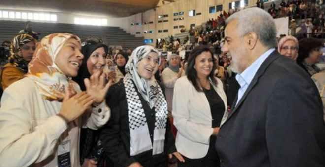 جولة جديدة لبنكيران مع الأحزاب..والنساء يطالبن بالمناصفة في الحقائب الوزارية