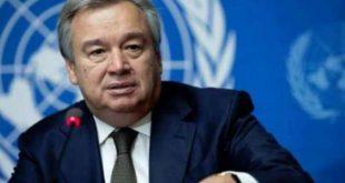 الأمين العام الجديد للأمم المتحدة