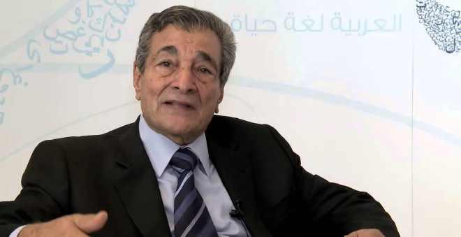 رحيل الشاعر المصري فاروق شوشة  المدافع الشرس عن اللغة العربية