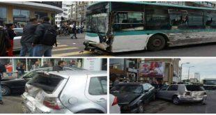 حافلة مجنونة