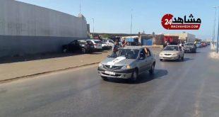 بالفيديو.. البيضاويون يحتفلون بفوز العدالة والتنمية في الانتخابات