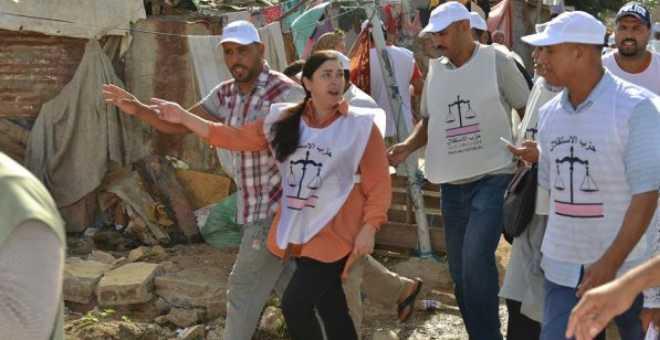 ياسمين بادو وكريم غلاب أشهر  الخاسرين في الدار البيضاء