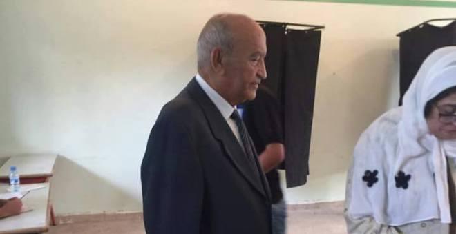 الانتخابات تخرج عبد الرحمن اليوسفي من اعتكافه  في البيت