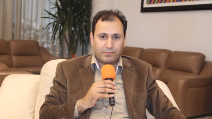 بالفيديو : الصحافي محمد راضي الليلي يفجر فضيحة أخرى