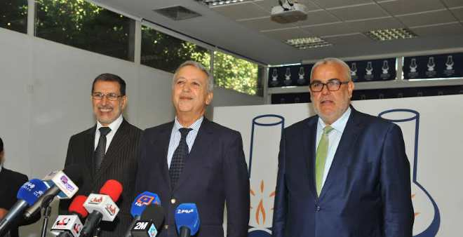 ساجد بعد لقائه ببنكيران: نأمل التيسير والتسهيل لتشكيل الحكومة الجديدة