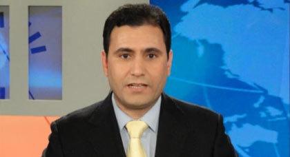 بالفيديو : شاهد النشرة التي طرد بسببها الصحفي محمد راضي الليلي