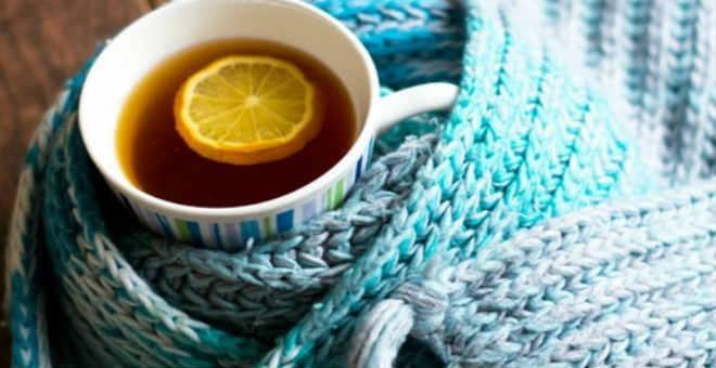 مشروب طبيعي مجرب يخلصك من نزلات البرد والتهابات الحلق