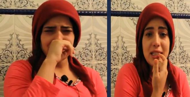 بالفيديو .. شيماء بدموع حارقة تحكي تفاصيل الفيديو الإباحي الذي اهتزت له المواقع الإجتماعية