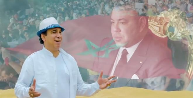 فنانون مصريين يفاجئون المغاربة بأغنية أكثر من رائعة عن الصحراء المغربية و الملك محمد السادس