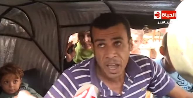 سائق توك توك جذب 4 ملايين مشاهد ويبحث عنه رئيس وزراء مصر