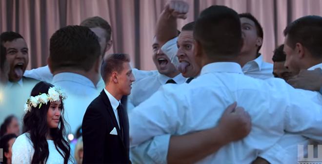 بالفيديو.. هكذا يحتفلون بحفل الزفاف في نيوزيلندا