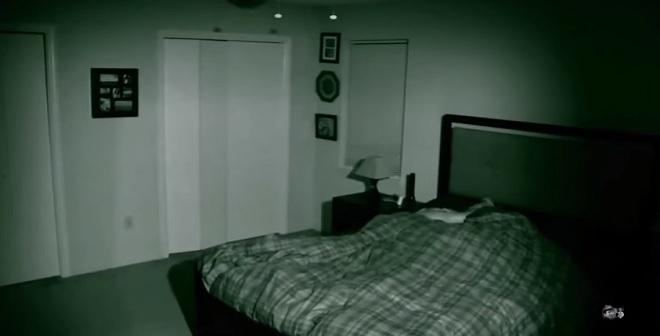 شخص قام بوضع كامرا مراقبة في غرفة نومه وما حدث كان فضيعا