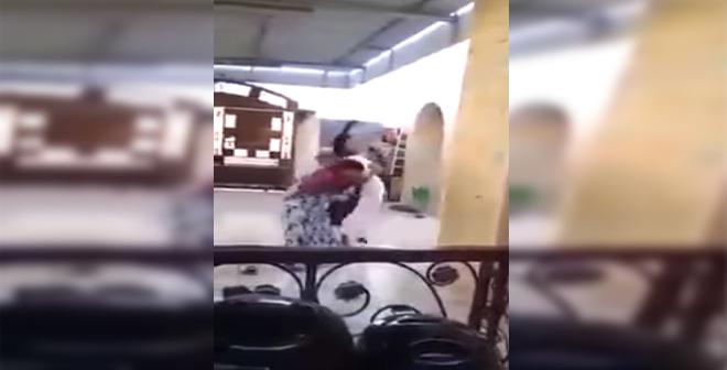 طلبت من كفيلها بالسعودية ان تسافر الي المغرب شاهد ماذا حدث