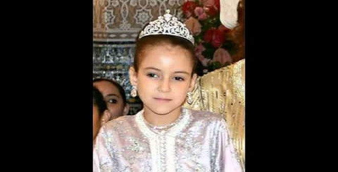 فيديو.. سورة الملك بصوت الأميرة الصغيرة لالة خديجة