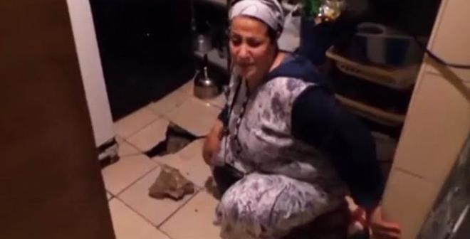 فيديو من داخل منزل الفنانة المغربية زهيرة صديق