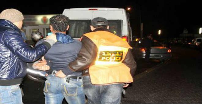 الأمن يطلق الرصاص لتوقيف مجرم خطير هاجم الشرطة بفاس