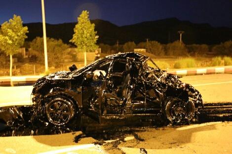 حادثة شاحنة الوقود تودي بحياة شخص والحصيلة مرشحة للارتفاع