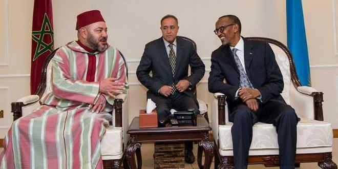 جولة الملك محمد السادس