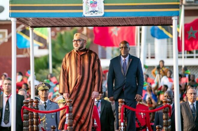 أجندة الملك بتنزانيا حافلة.. والجانب الأمني حاضر بقوة